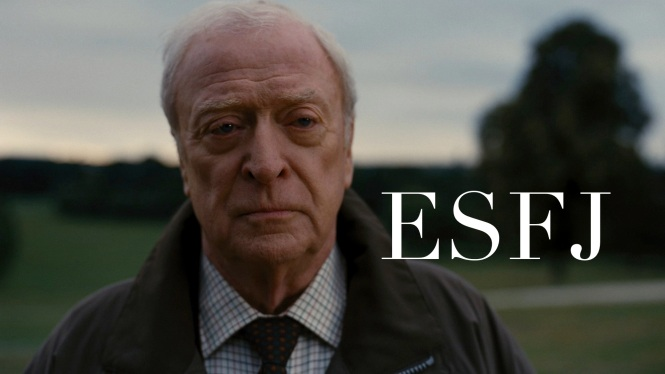 Alfred Pennyworth ESFJ | The Dark Knight MBTI