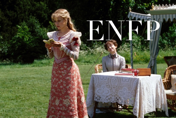 Cecily The Importance of Being Earnest ENFP