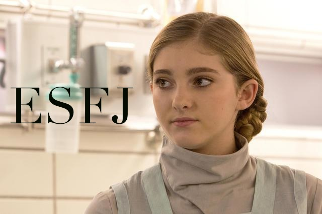 Prim ESFJ | THe Hunger Games MBTI