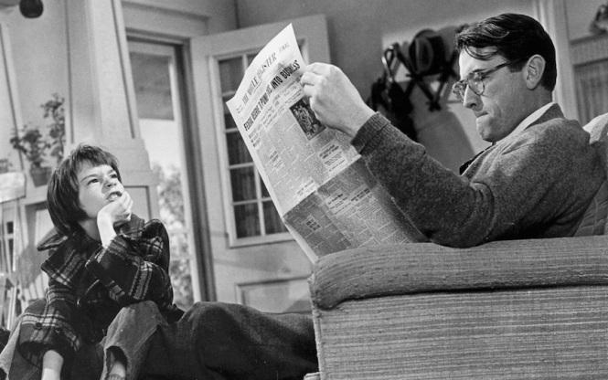 Atticus Finch INTJ | To Kill a Mockingbird #MBTI #INTJ