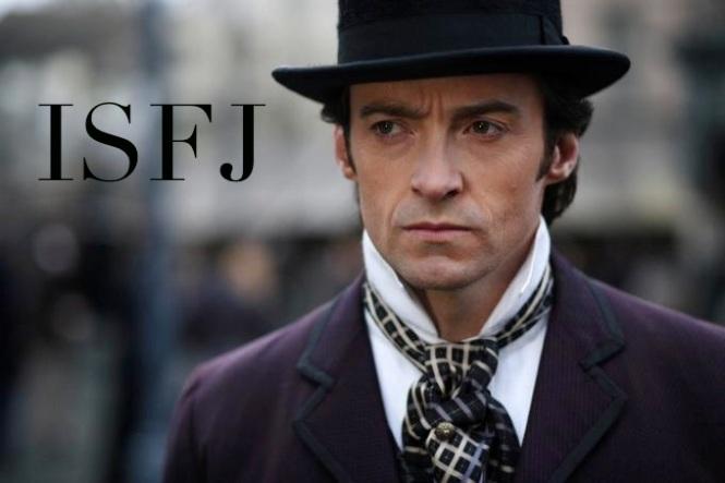 Robert Angier ISFJ | The Prestige #MBTI #ISFJ