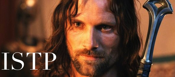 Aragorn ISTP INFJ | Lord of the Rings MBTI