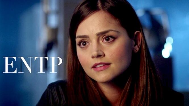 Clara Oswald ENTP | Doctor Who #MBTI #ENTP