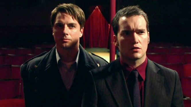 torchwood jack and ianto relationship problems