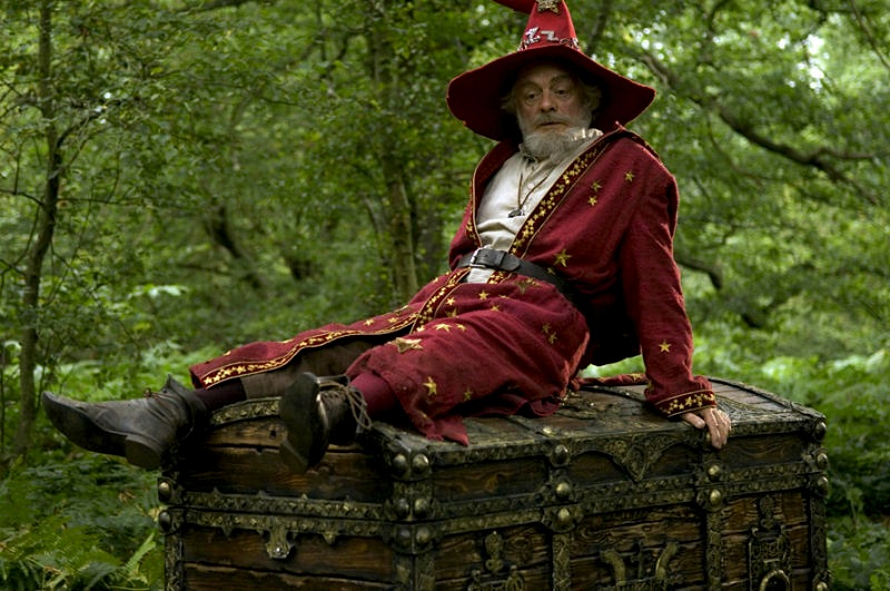 Rincewind: ISTJ – The Book Addict's Guide to MBTI: