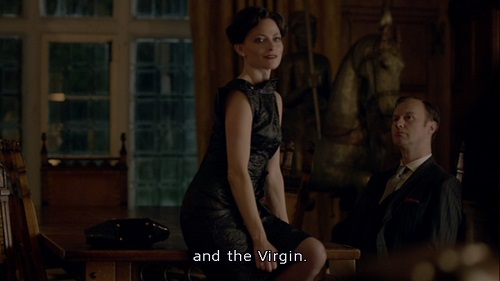Sherlock as an Asexual Character