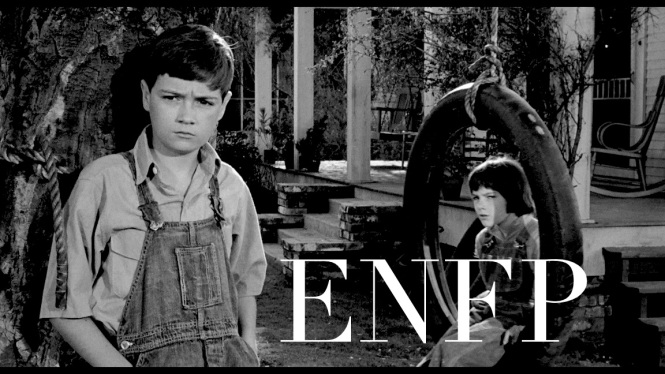 Jem Finch ENFP | To Kill a Mockingbird #MBTI #ENFP