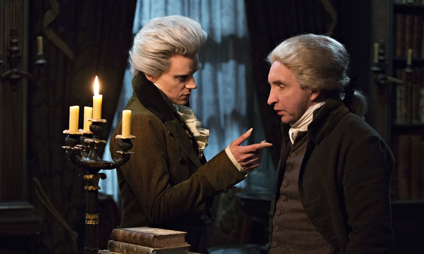 Jonathan Strange and Mr. Norrell MBTI | Gentleman ESFP