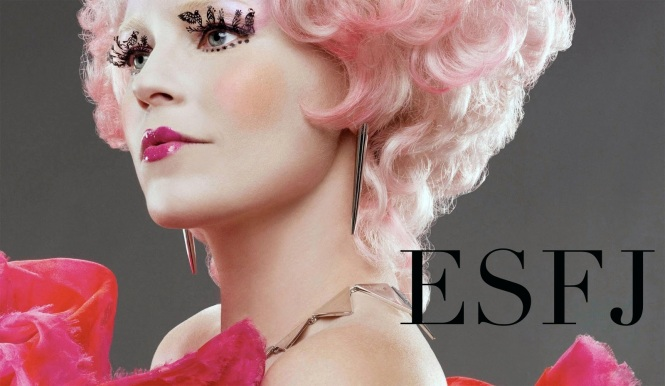 Effie Trinket ESFJ | The Hunger Games MBTI