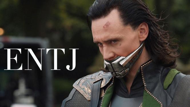 Loki ENTJ | The Avengers / Thor #MBTI #ENTJ