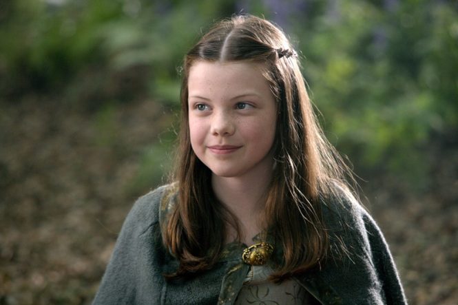 Lucy Pevensie: INFP | The Chronicles of Narnia #MBTI #INFP