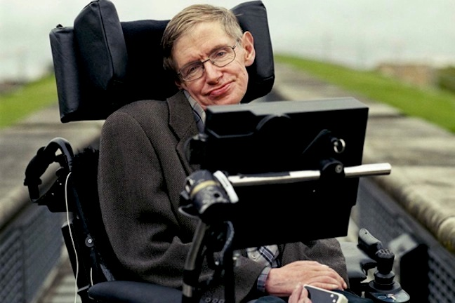 Stephen Hawking INTJ | Theory of Everything #MBTI #INTJ