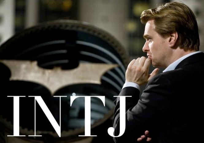 Christopher Nolan INTJ | The Book Addict's Guide to MBTI #INTJ