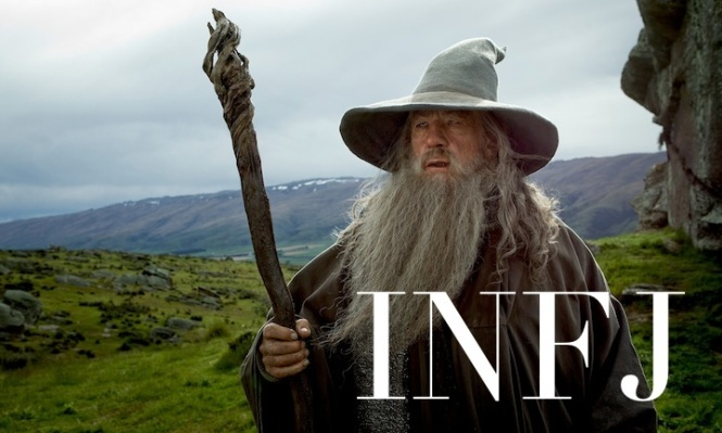 Gandalf INFJ | Lord of the Rings #MBTI #INFJ