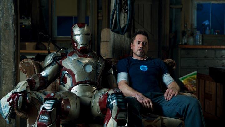 Iron man mbti