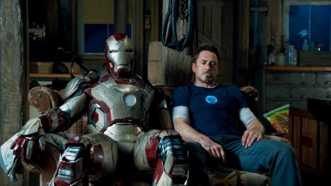 Tony Stark ENTJ | The Avengers #MBTI #ENTJ