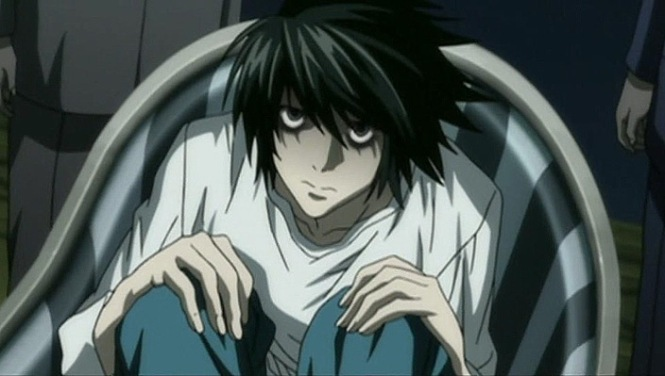 L INTP| Death Note #MBTI #INTP