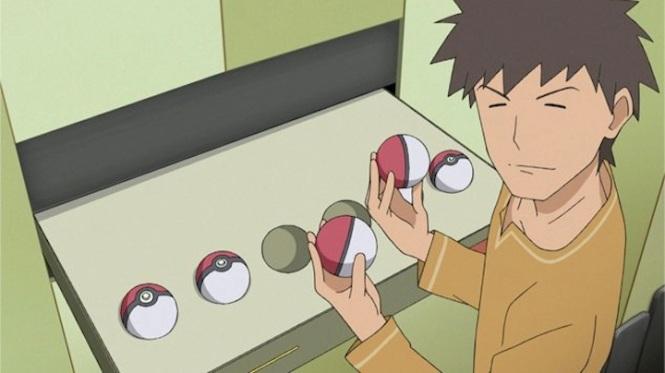 Brock ISFJ | Pokemon #MBTI #ISFJ