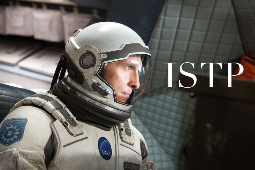 Interstellar MBTI - Cooper ISTP