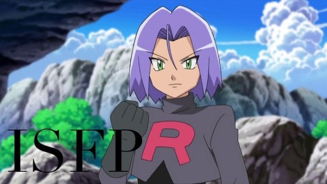 James ISFP | Pokemon #MBTI #ISFP