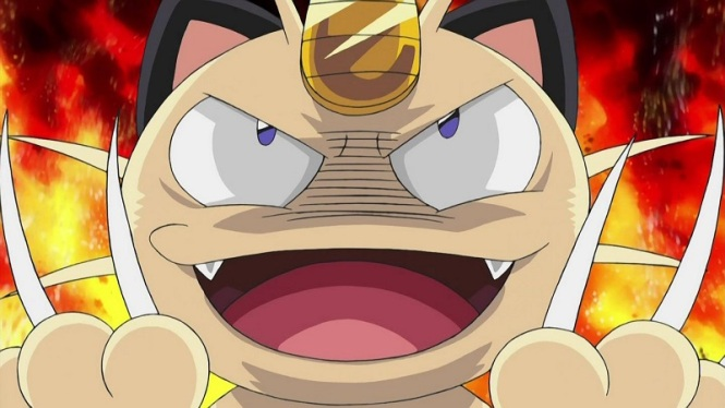 Meowth ENTP | Pokemon #MBTI #ENTP