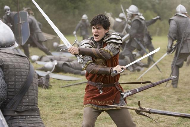 Edmund Pevensie ENTJ | Chronicles of Narnia #MBTI #ENTJ