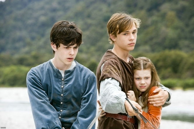Edmund Pevensie ENTJ | Chronicles of Narnia #MBTI #ENTJ