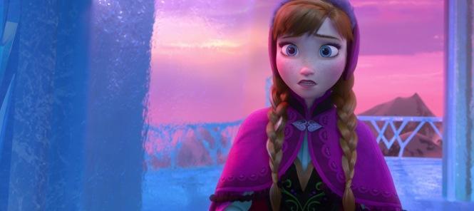 Anna ESFP | Frozen #MBTI #ESFP