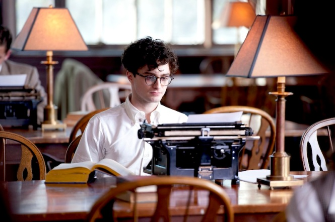 Allan Ginsberg ENFP | Kill Your Darlings #MBTI #ENFP