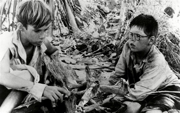 lord of the flies piggy and simon comparison Simon's confrontation with the lord of the flies—the sow's head impaled on a stake in the forest glade—is arguably the most important scene in the novel, and one that has attracted the most attention from critics some critics have interpreted the scene as a retelling of jesus.