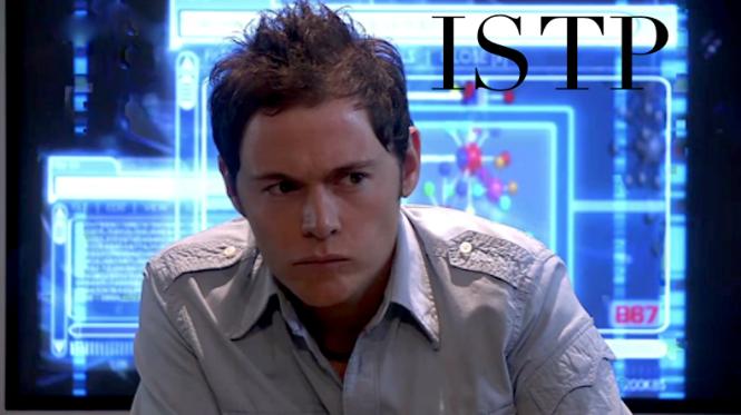 Owen Harper ISTP | Torchwood #MBTI #ISTP