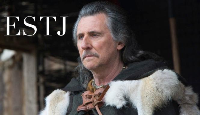 Earl Haraldson ESTJ | Vikings 2013 #MBTI #ESTJ