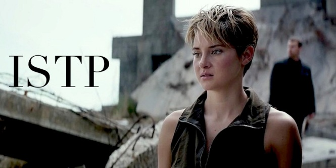 Tris Prior ISTP| Divergent #MBTI #ISTP