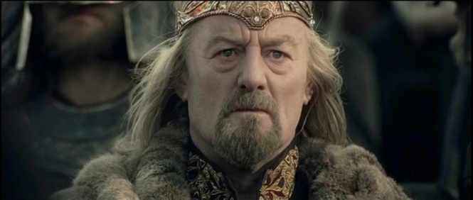 Theoden ISTJ | Lord of the Rings #MBTI #ISTJ