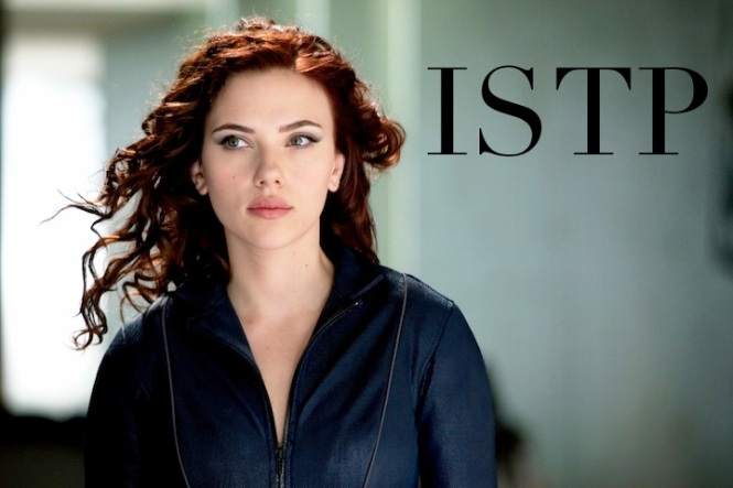 Natasha Rominov (Black Widow) ISTP | The Avengers #MBTI #ISTP