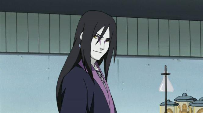 Orochimaru ENTP | Naruto #MBTI #ENTP