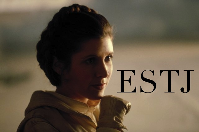 Princess Leia ESTJ | Star Wars #MBTI #ESTJ