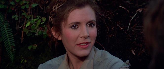 Princess Leia ESTJ | Star Wars #MBTI #ESTJ