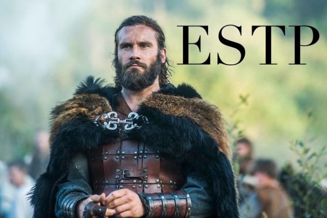 Rollo ESTP | Vikings 2013 #MBTI #ESTP