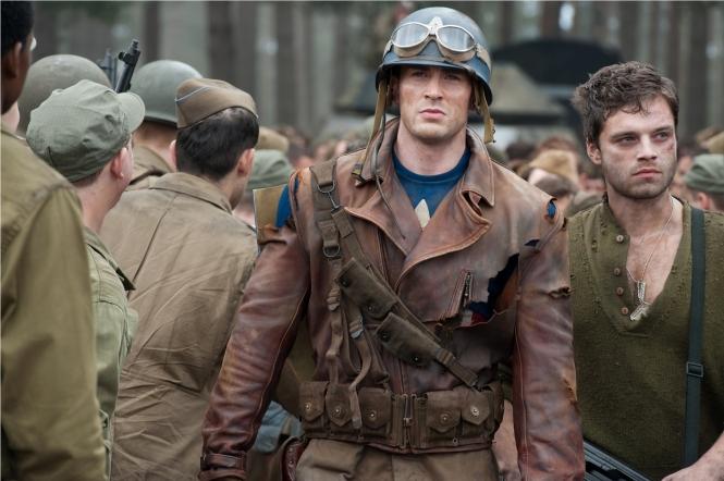 Captain America ISFJ | The Avengers#MBTI #ISFJ