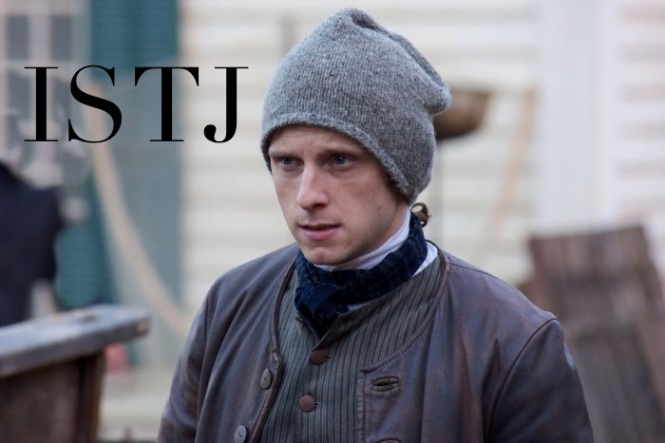 Abraham Woodhull ISTJ | Turn: Washington's Spies #MBTI #ISTJ