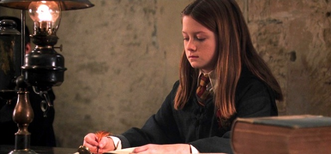 ginny weasley estp the book addict s guide to mbti