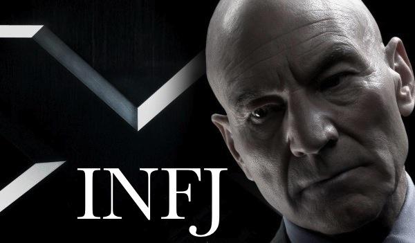Charles Xavier INFJ | X-Men #MBTI #INFJ