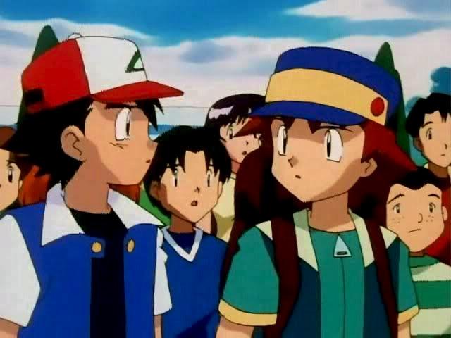 Ritchie INFJ  Pokemon #MBTI #INFJ