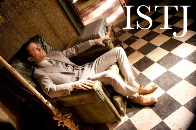 Arthur ISTJ | Inception #MBTI #ISTJ