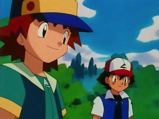 Ritchie INFJ| Pokemon #MBTI #INFJ
