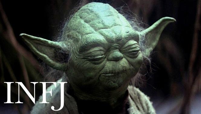 Yoda INFJ | Star Wars #MBTI #INFJ