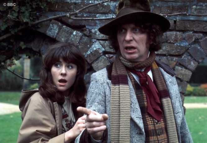 Sarah Jane Smith ISFJ | Doctor Who #MBTI #ISFJ