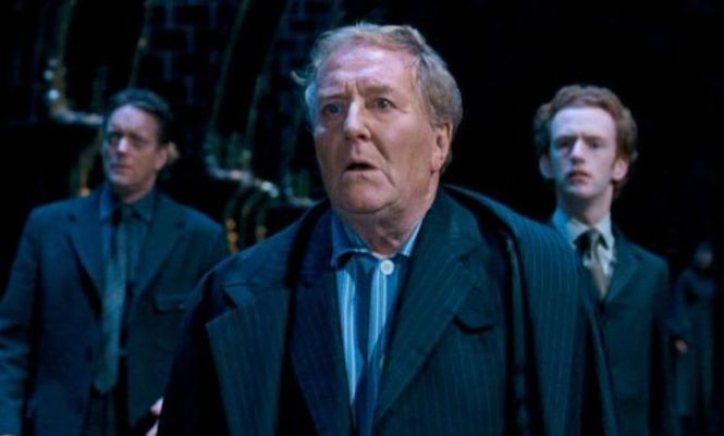 Cornelius Fudge ESFJ | Harry Potter #MBTI #ESFJ