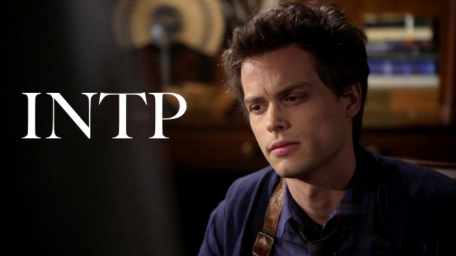 Spencer Reid INTP | Criminal Minds #MBTI #INTP